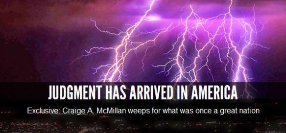 Judgement in America