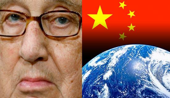 Kissinger China World Order