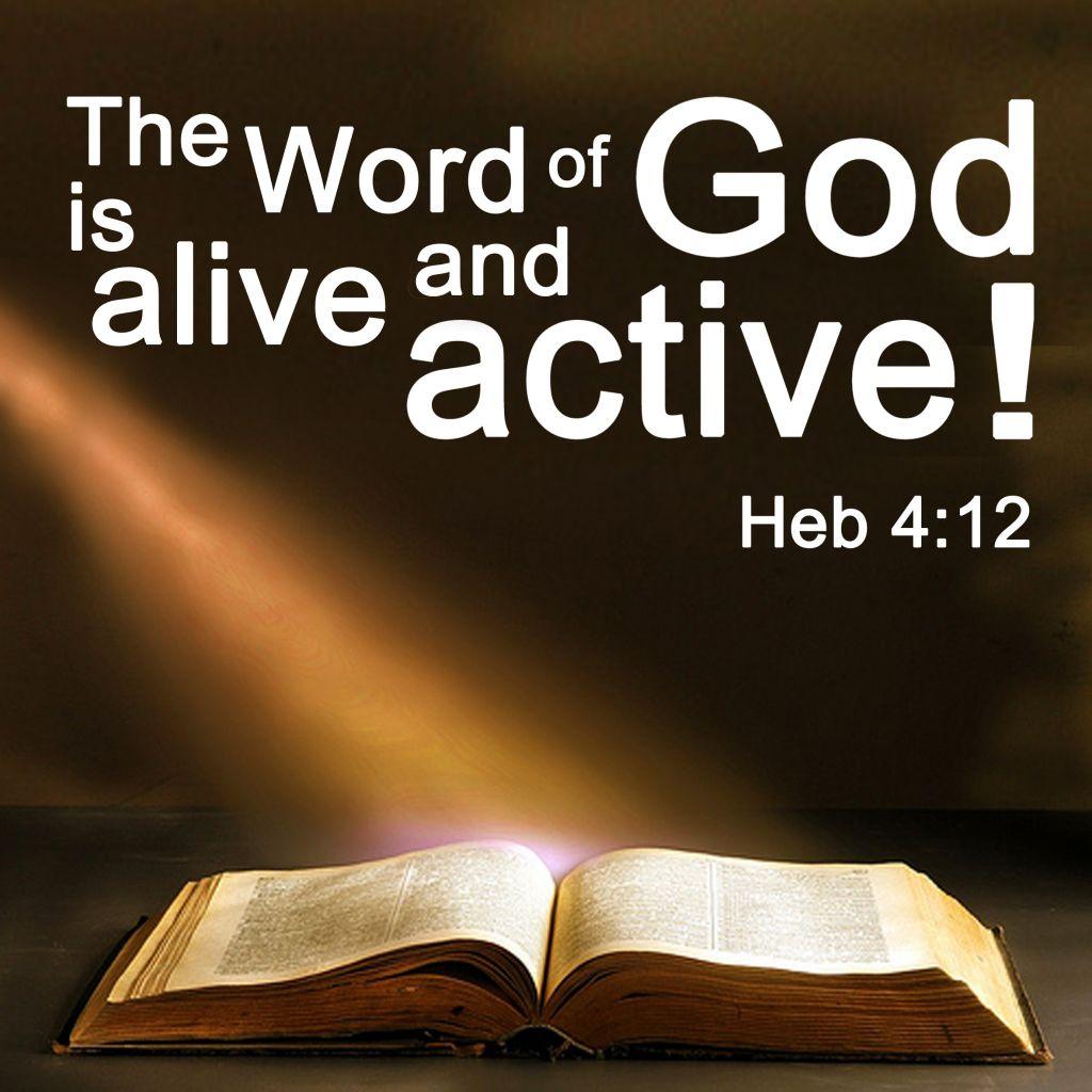 Sword In The Bible Quote: International Full Gospel Church
