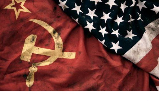 America became USSR