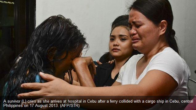 Phillipine ferry crash