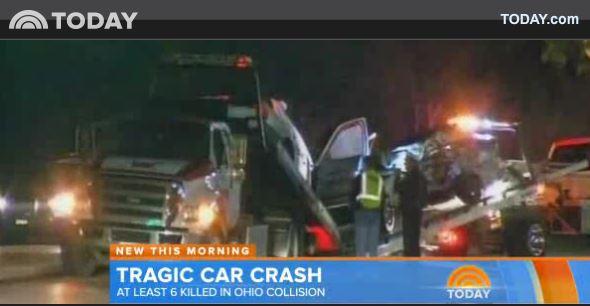 Six killed in Columbus, Ohio police car crash | End Time