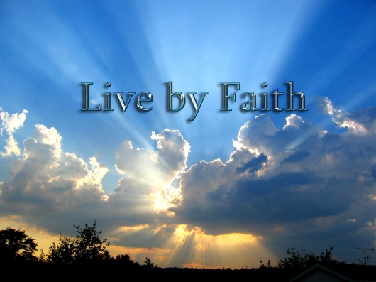 Live by faith copy