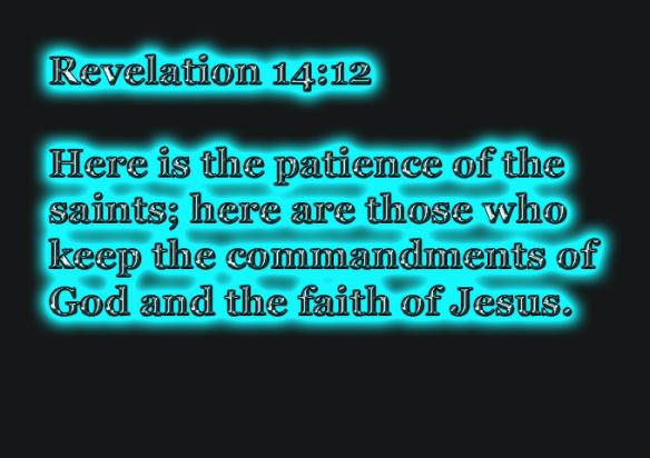 Revelation 14 12