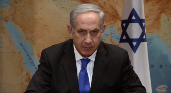 Netanyahu those who strike Israel