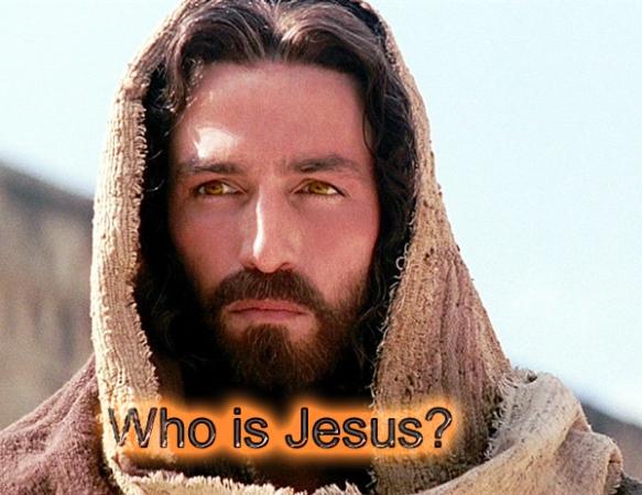 Jesus who is he