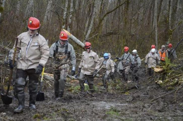 a devastating natural catastrophe in seattle A fatal mudslide in washington state is a reminder of the lethal force of the fast-moving natural  oregon, told national geographic that  the seattle times.