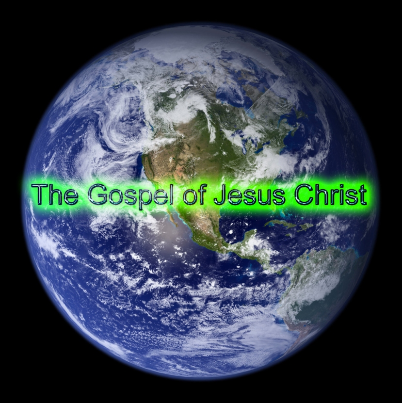 Focus on the gospel copy