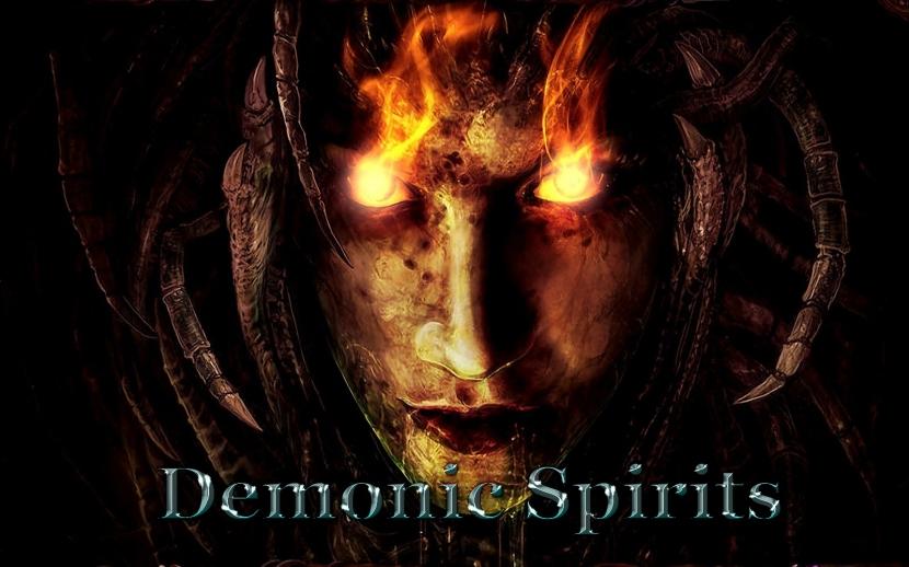 demonic spirts on the loose copy