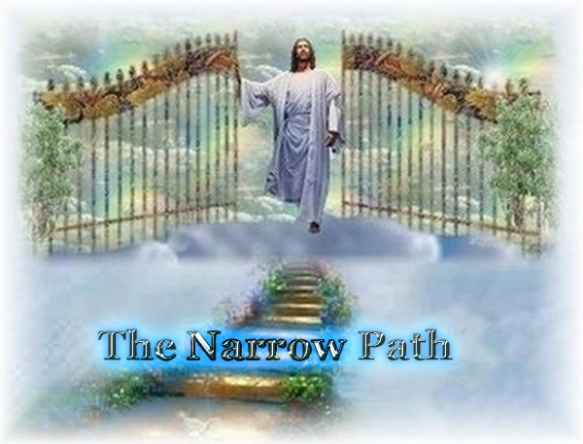 Narrow path to heaven copy