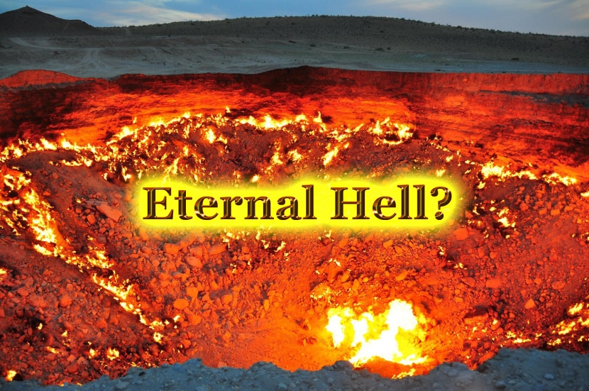 Hell is it eternal copy