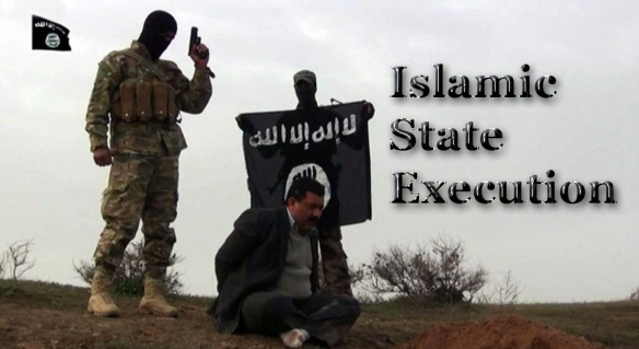 Islamic state execution copy