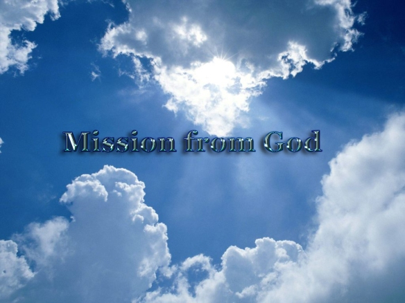 mission from God copy