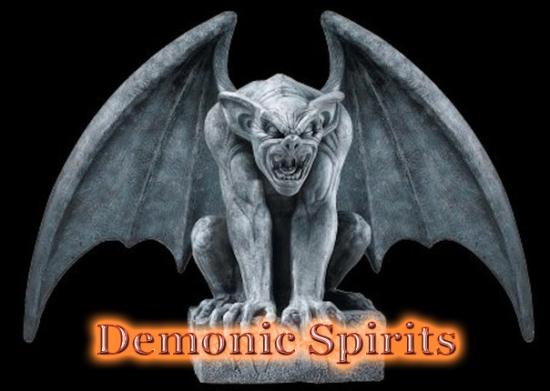 Demonic Spirits gargoyle