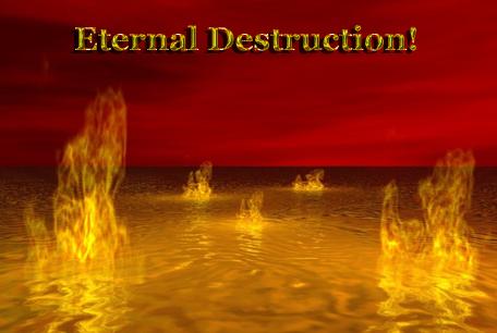 eternal destruction copy