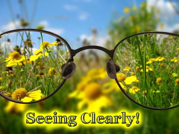 Seeing clearly copy