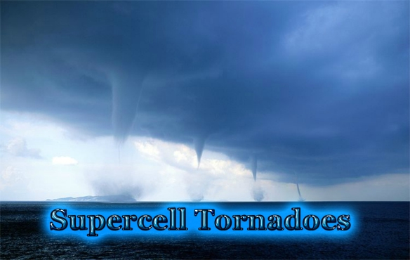 Supercell tornadoes copy