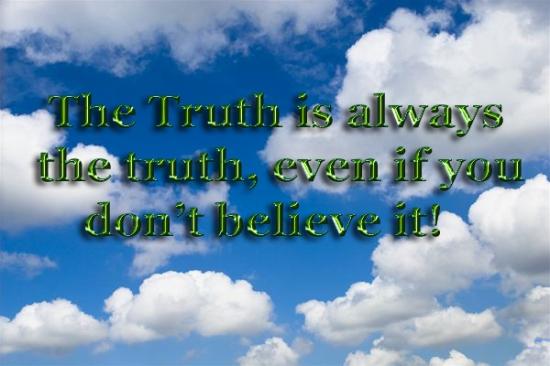 Truth versus Lie copy