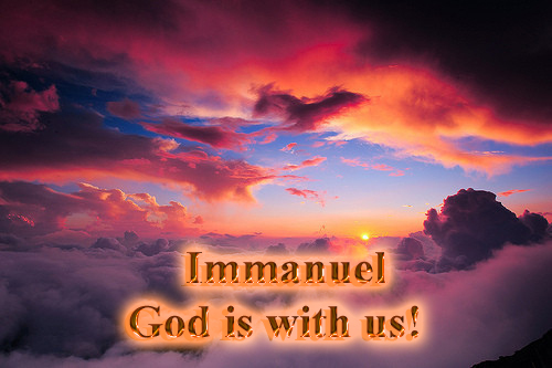 God is with us copy