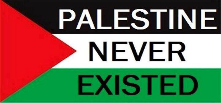 Palestine never existed