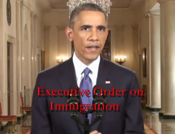 Obama executive orders on immigration copy