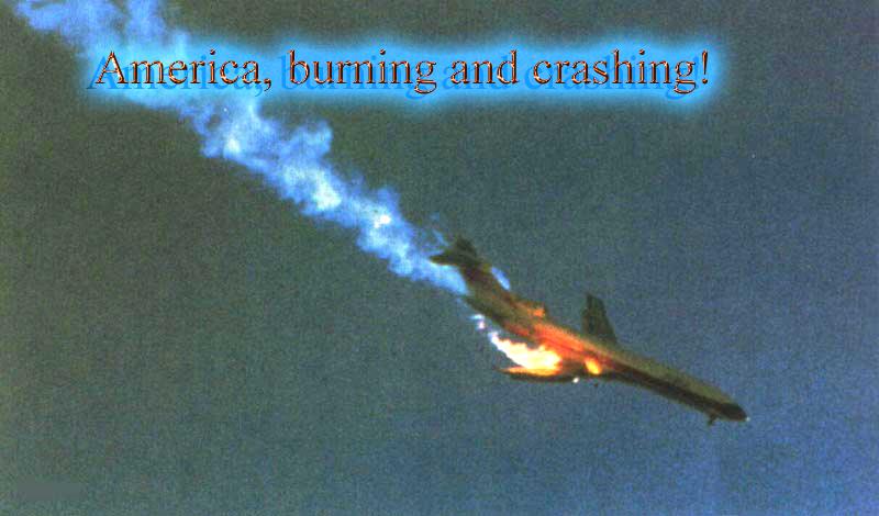 America Crashing Down! | End Time Bible Prophecy