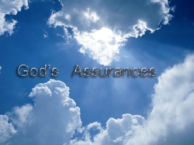 Gods assurances copy
