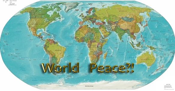 world peace copy