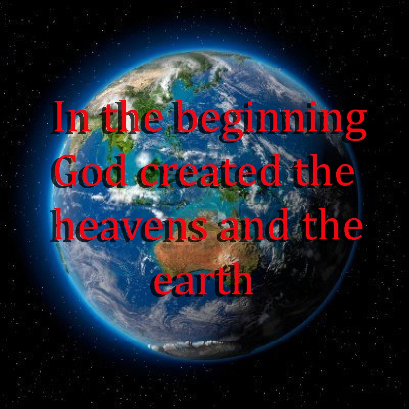 The Parallel Of Genesis Creation To Man S Time On Earth