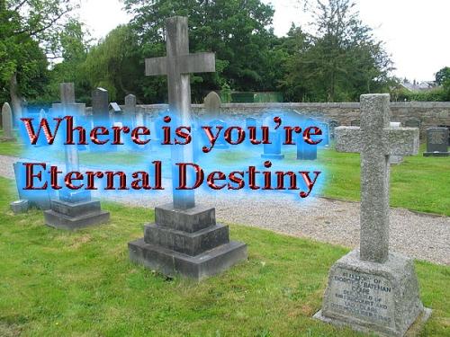 where is your eternal destiny copy