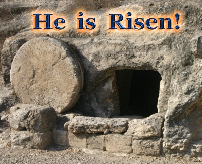 He is risen copy