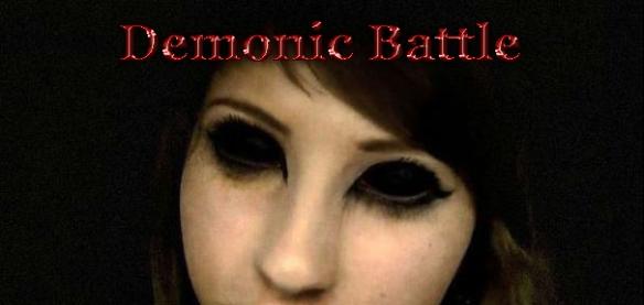 demonic eyes copy