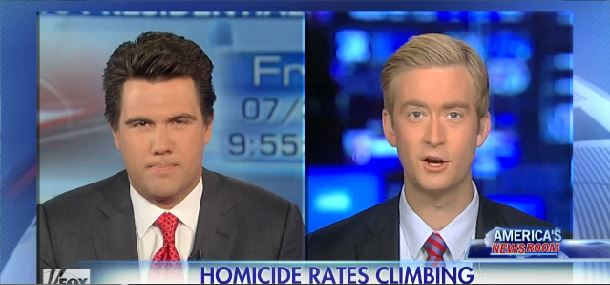 homicide rates climbing in the US 1 August 2015