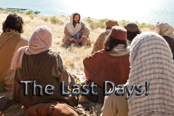 the last days copy