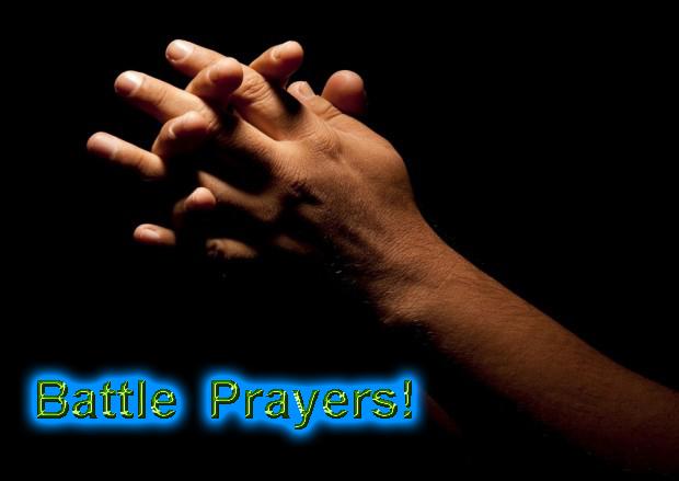 Battle prayers copy