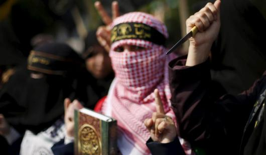 Islamic stabbing