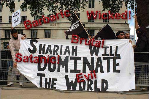 sharia law copy