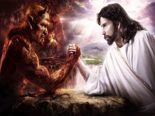 Allah, Satan, Lucifer, Baal