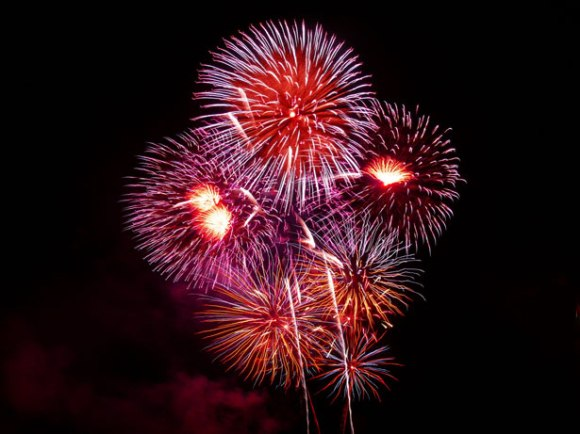 Fireworks by Anna Langova