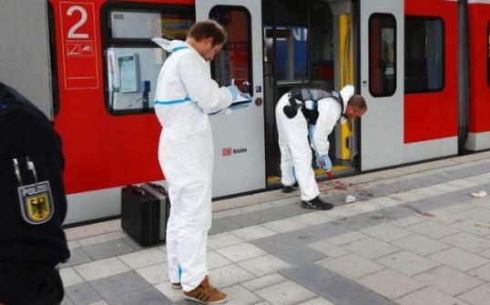 Muslim terror attack Germany May 10 2016