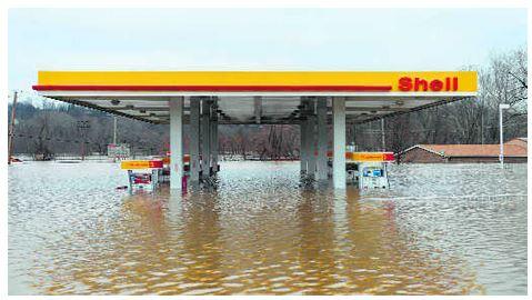 flooding America 2016