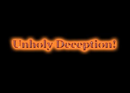 unholy-deception